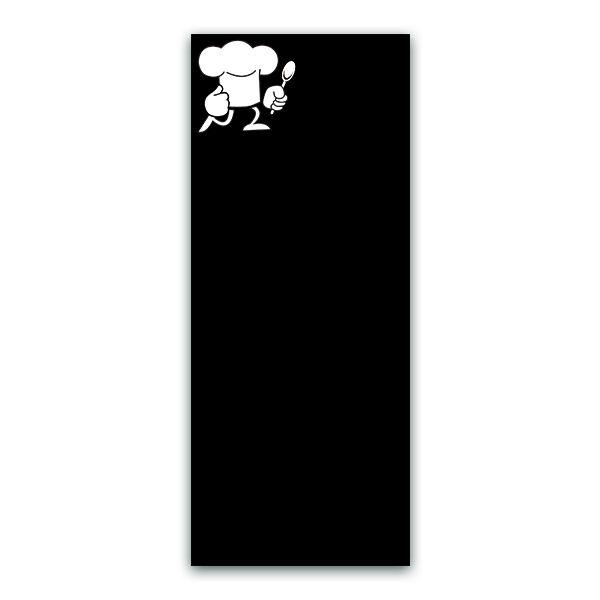 Kakemono toque avec cuillere (photo)