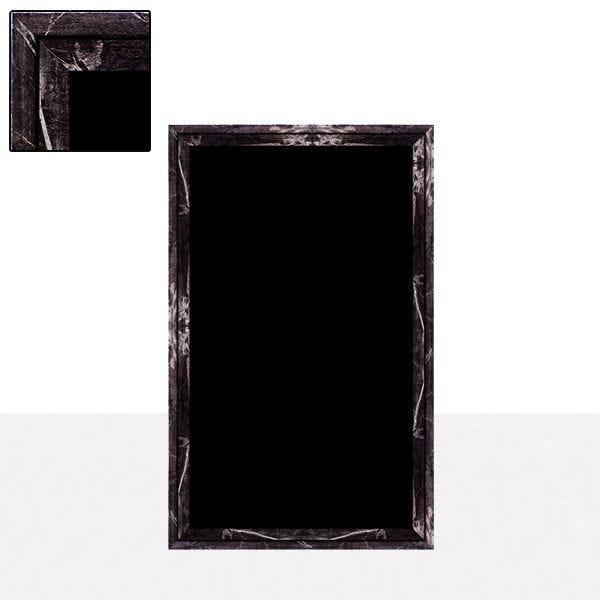 Ardoise SILHOUETTE 50 x 80 cm (photo)