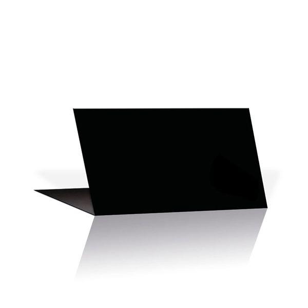 Chevalet noir 10 x 7 cm - par 10 (photo)