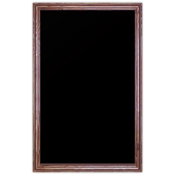 Ardoise noire vierge authentique 50 x 80 cm - par 5