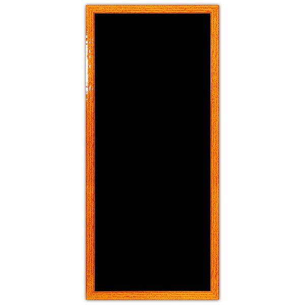 Ardoise glassy orange 50 x 110 cm - par 3
