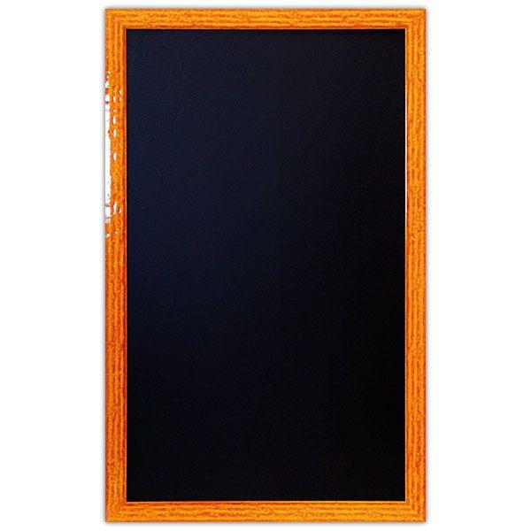 Ardoise glassy orange 50 x 80 cm - par 3