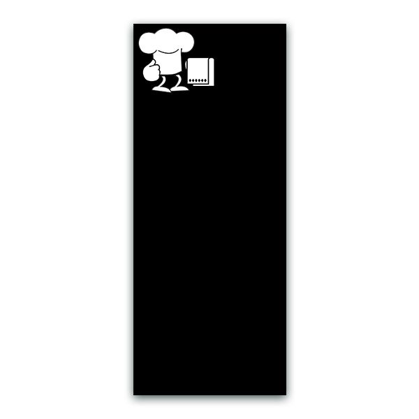 Kakemono toque serviette - par 3