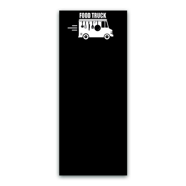 Kakemono food truck - par 3