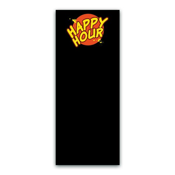 Kakemono happy hour - par 3