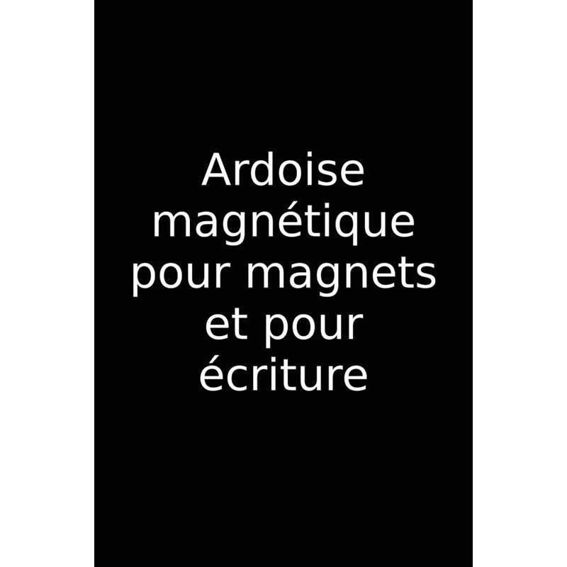 Panneau magneto 60 x 90 cm base magnétique - par 5