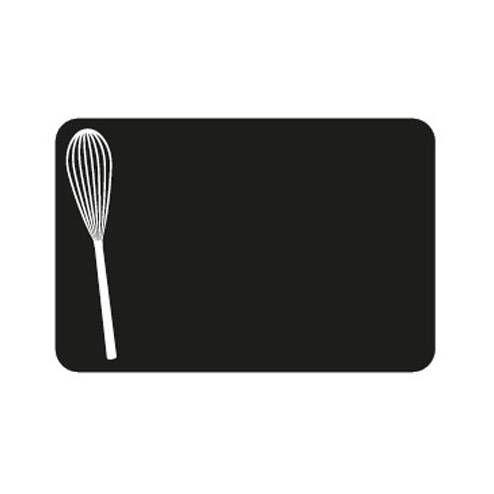 Etiquettes etal délice fouet 7x5cm - par 50
