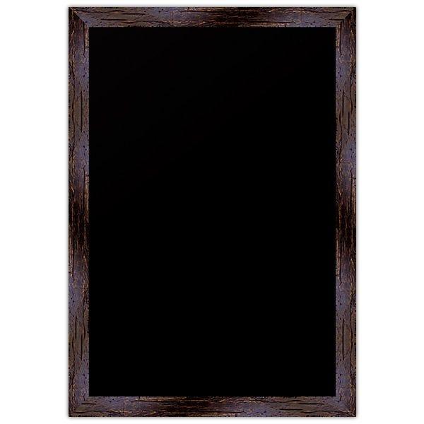 Ardoise brocante vierge noire 40 x 60 cm - par 3 (photo)
