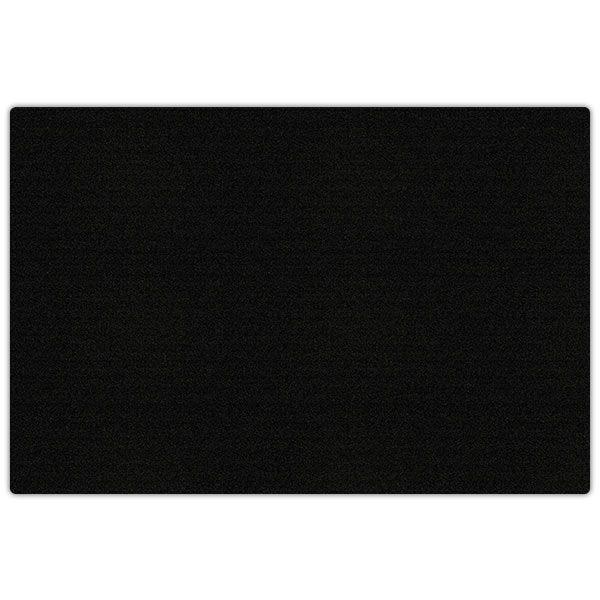Etiquette ardoise noire épaisse calipro 24 x 16 cm - par 30 (photo)