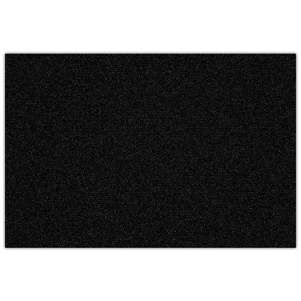 Etiquette ardoise noire épaisse calipro 10 x 15 cm - par 30 (photo)