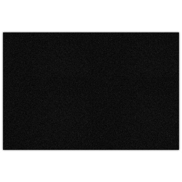 Etiquette ardoise noire épaisse calipro 30 x 20 cm - par 30 (photo)