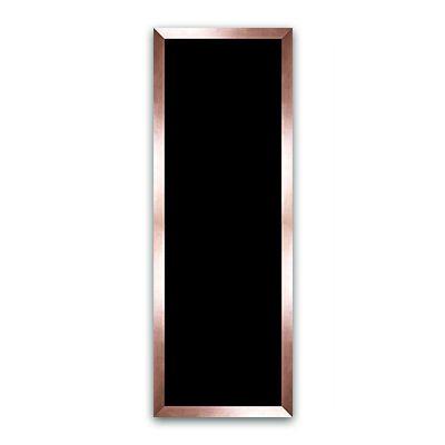 Ardoise noire vierge bronze 50x140 cm (photo)