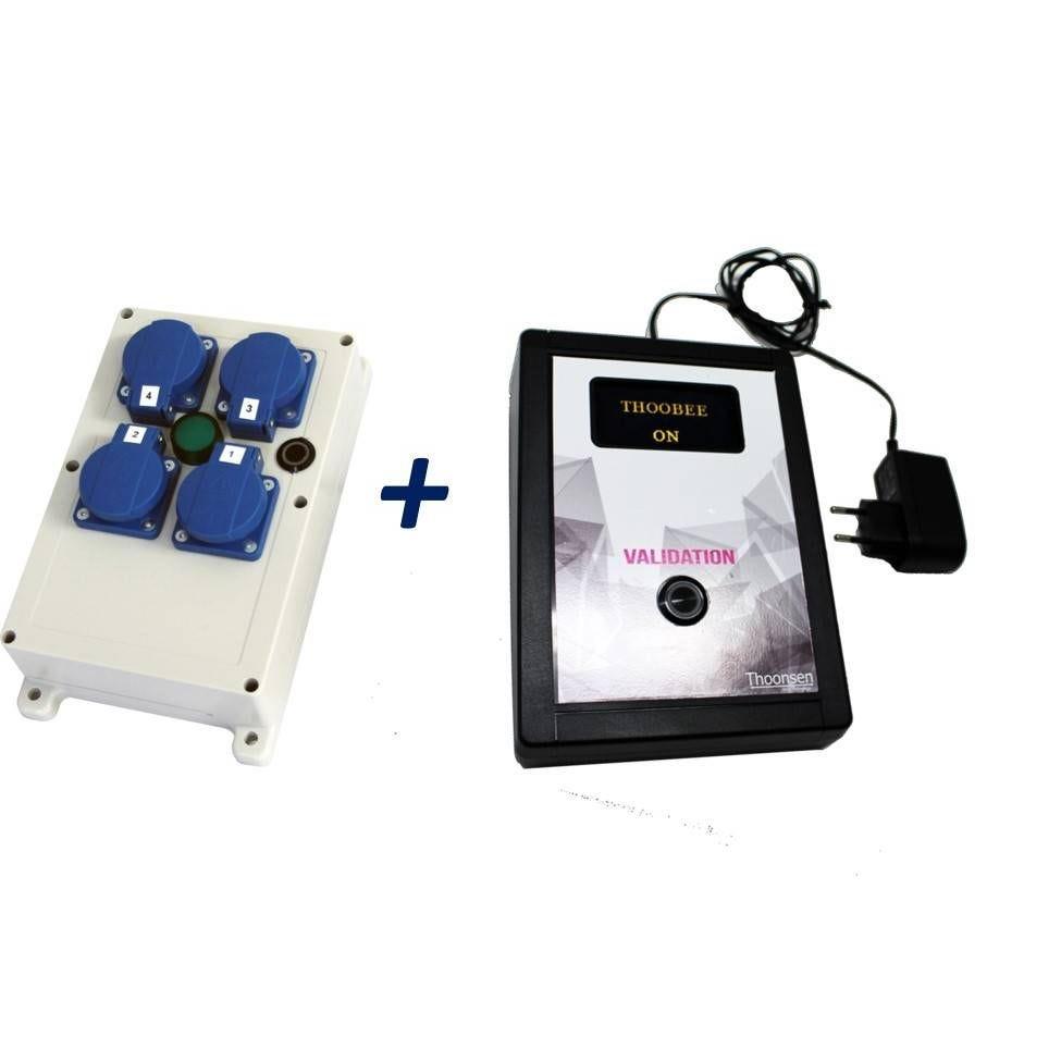 Détecteur de dysfonctionnement d'appareils électriques (réfrigérateur) (photo)