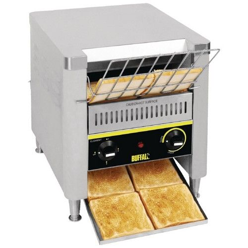 Double toaster à convoyeur buffalo (photo)