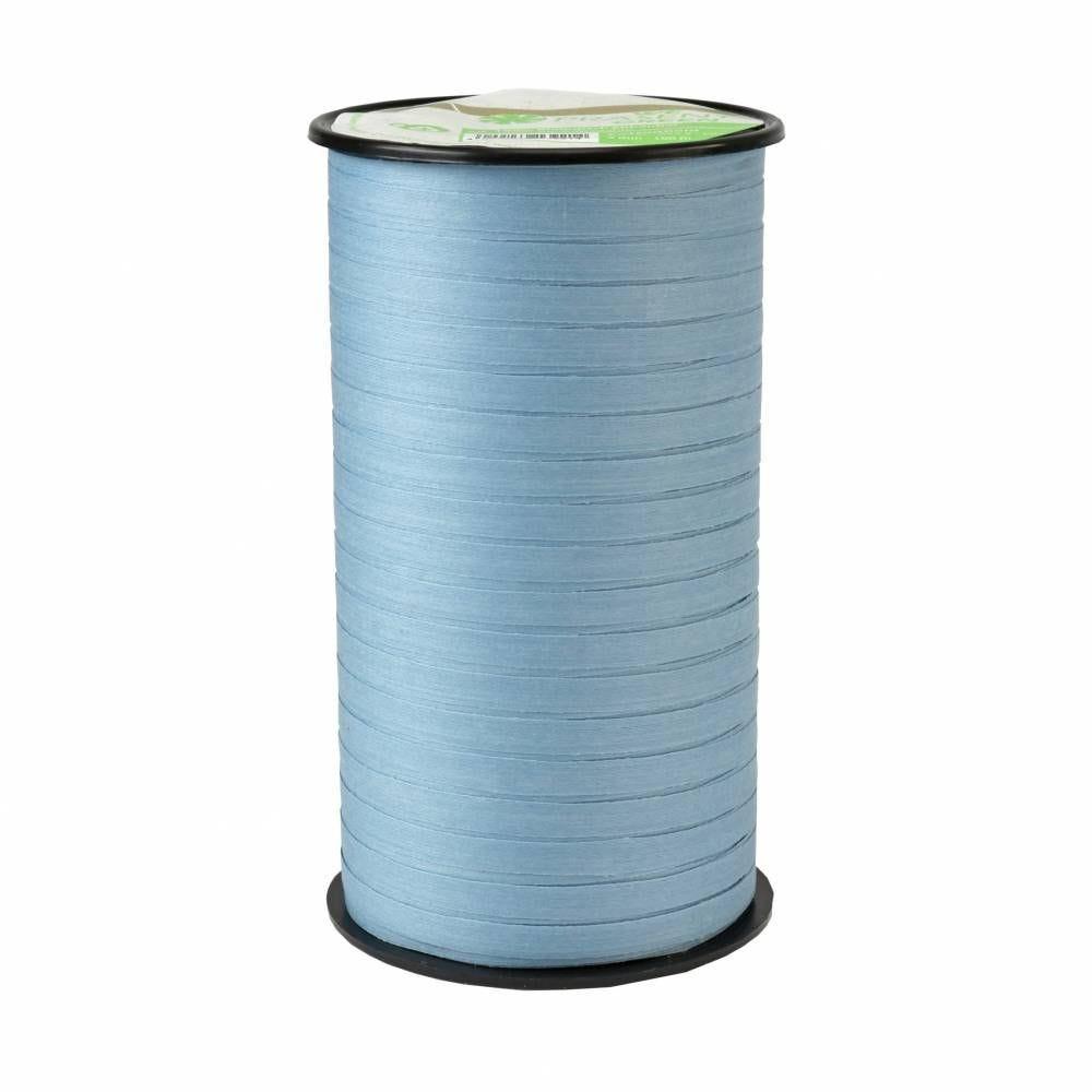 Bolduc mat 5 mm x 100 m bleu clair