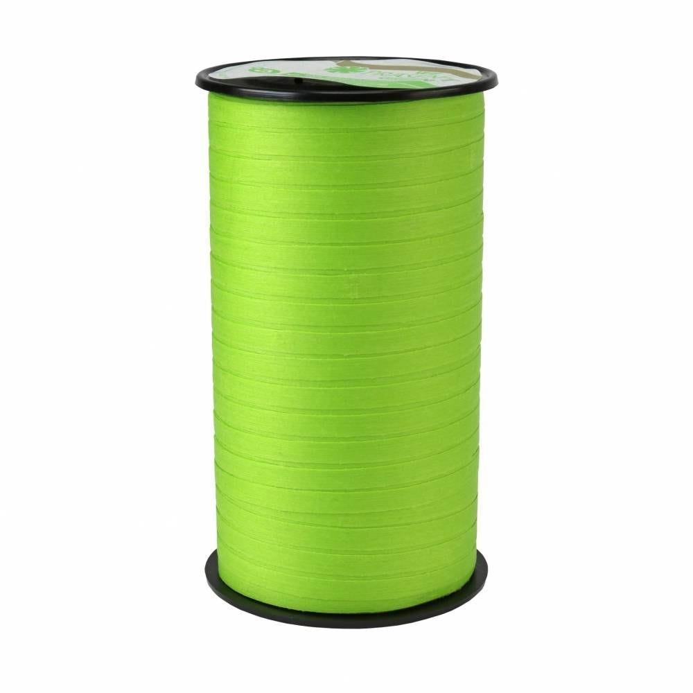 Bolduc mat 5 mm x 100 m vert clair