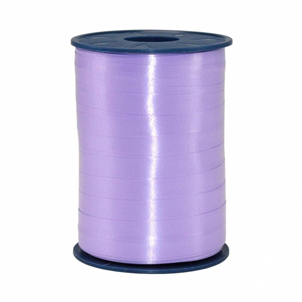 Bolduc standard satiné 10 mm x 250 m lilas