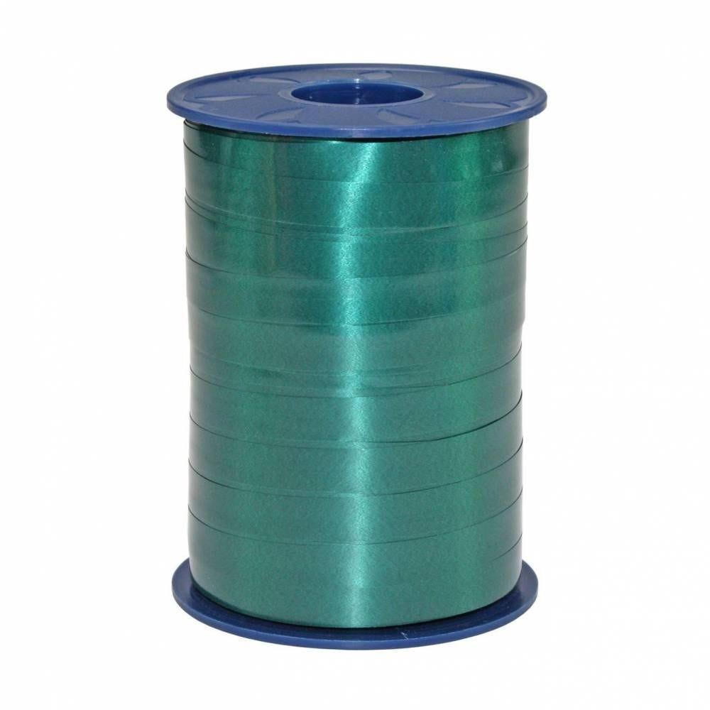 Bolduc standard satiné 10 mm x 250 m vert sapin