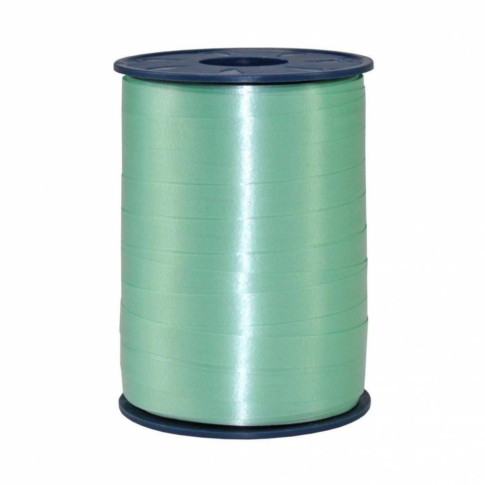 Bolduc standard satiné 10 mm x 250 m vert menthe