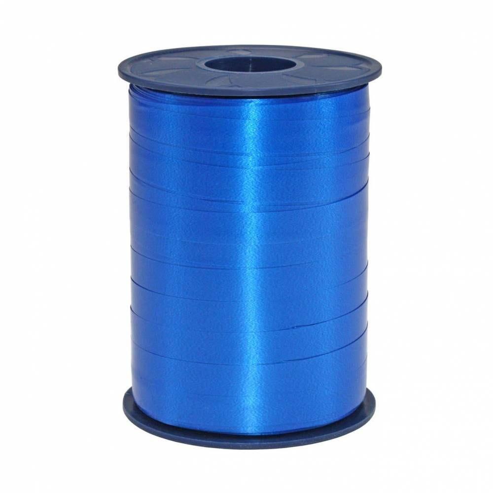 Bolduc standard satiné 10 mm x 250 m bleu royal