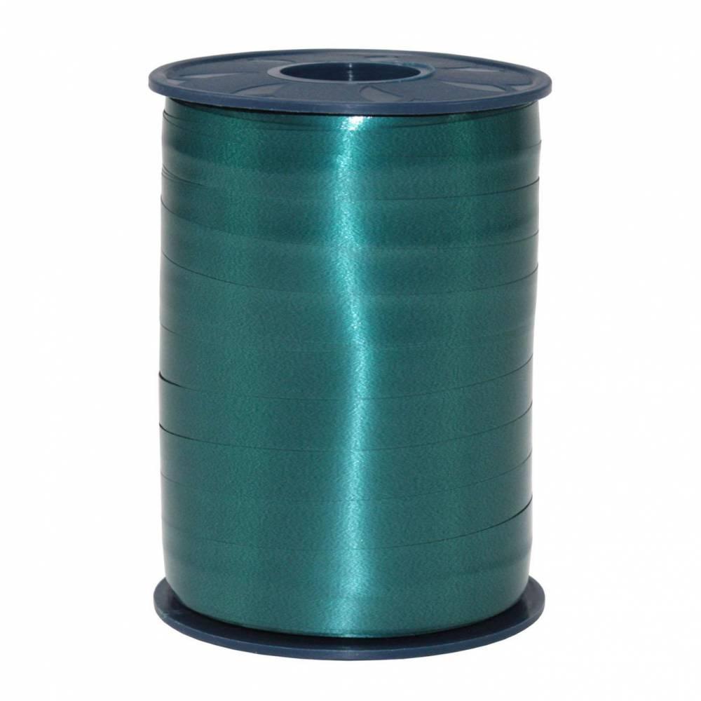 Bolduc standard satiné 10 mm x 250 m vert émeraude