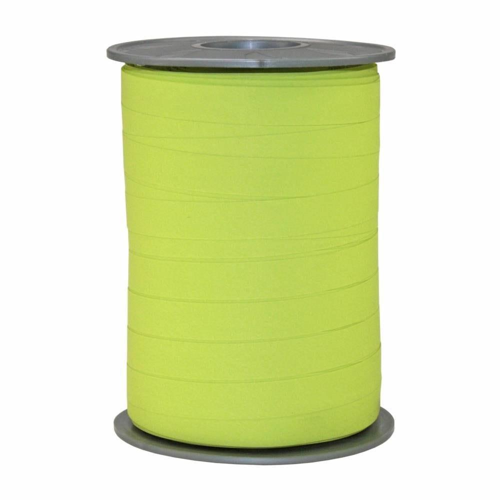 Bolduc mat 10 mm x 200 m vert pistache