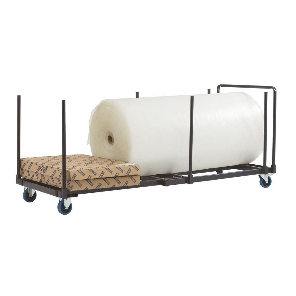 Chariot extensible pour charges volumineuses - L242,5cm x P87cm x 100cm