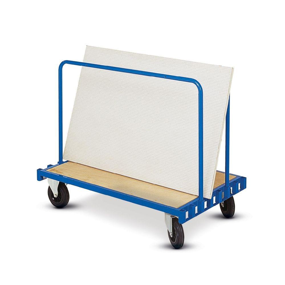 Chariot porte-panneaux - L133,5 x P80,5cm x H107cm