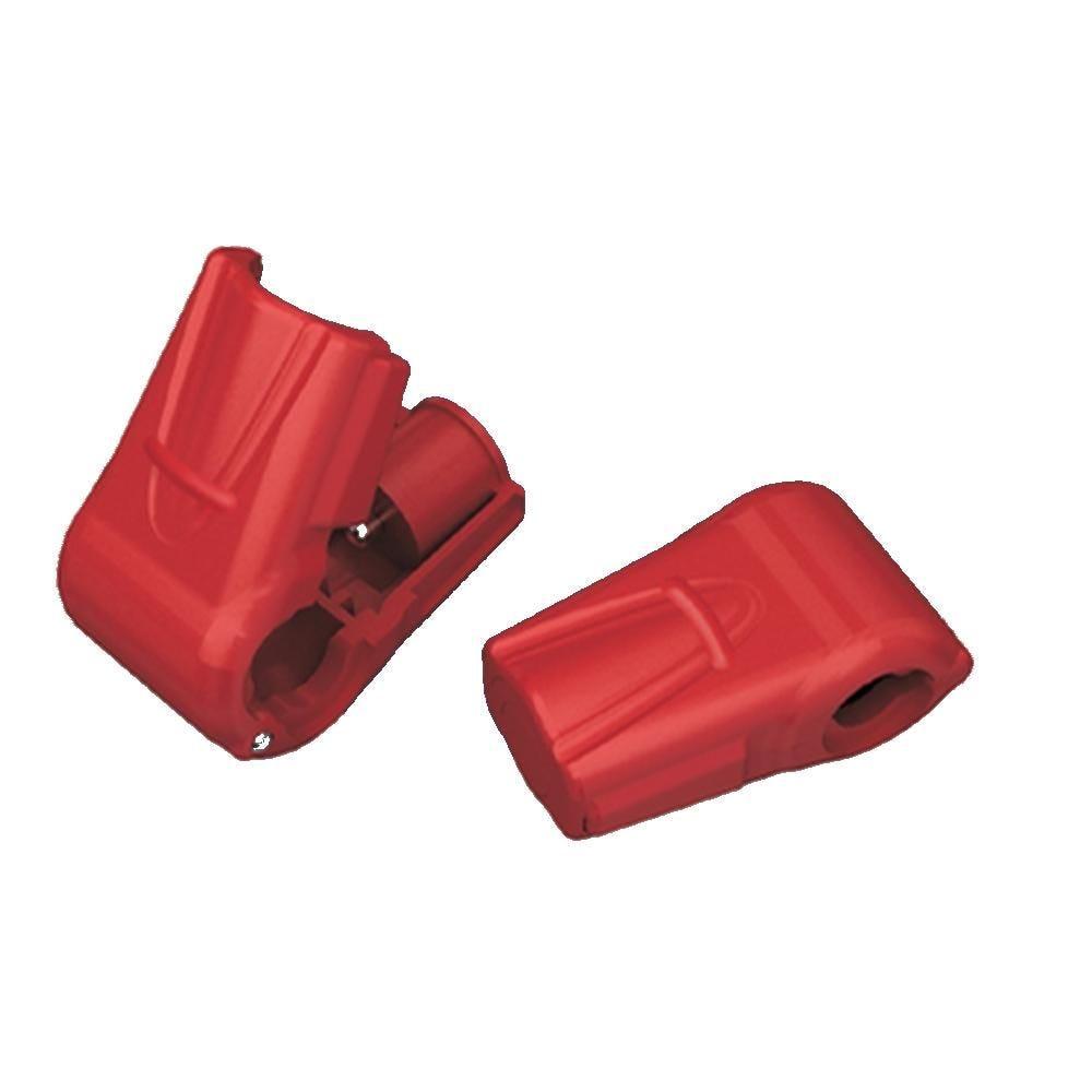 Accessoire verrou de sécurité broche diamètre 8 mm - Par 25 (photo)