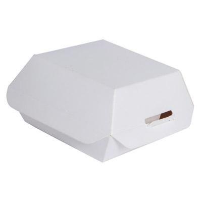 Boîte mini hamburger - par 50 (photo)