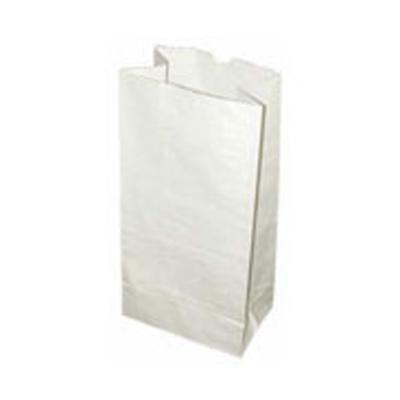 Sac sos blanc 25 x 13 cm - par 1000 (photo)