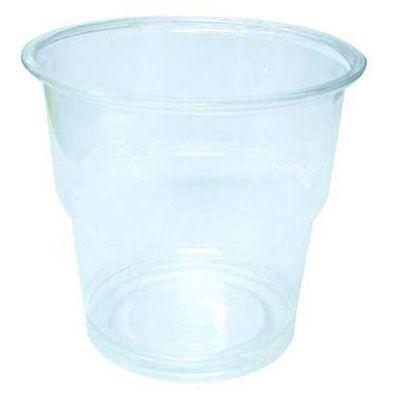 Gobelet plastique pet 80 ml - par 1000