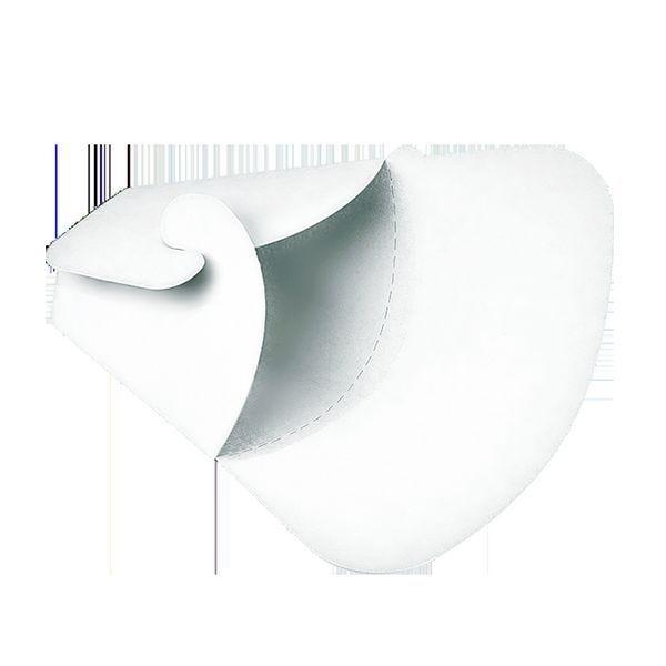 Pochette crêpe papillon carton blanc 145x65x185 mm - par 1000