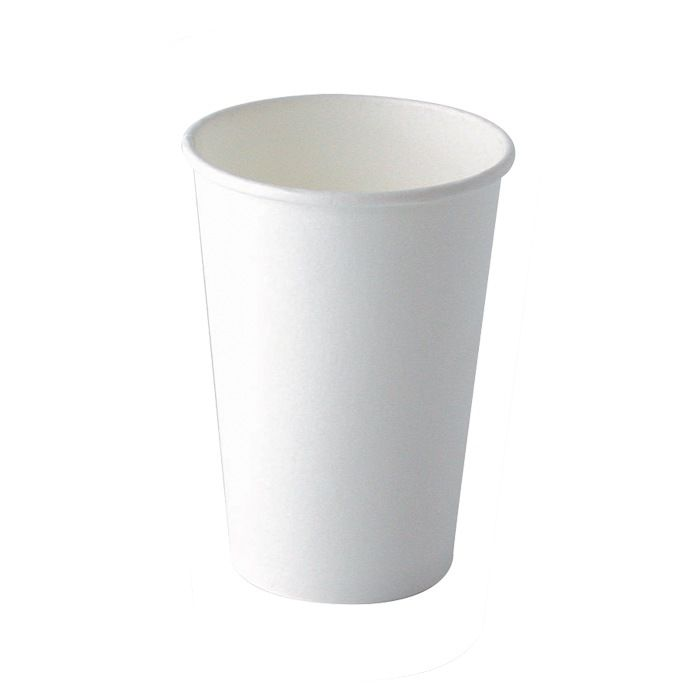 Gobelet carton blanc 230ml/8oz - par 2000