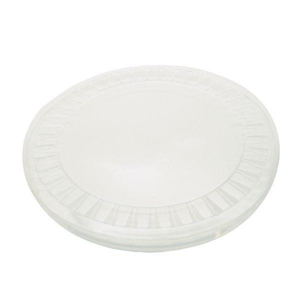 Couvercle plat pet pour saladier déli diam 170 mm - par 450 (photo)