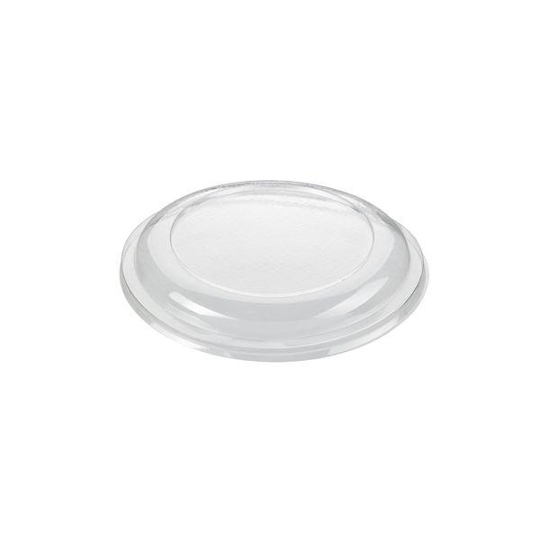 Couvercle dôme pet pour saladier déli diam 170 mm - par 450 (photo)