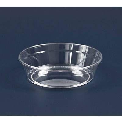 Coupe plastique cristal 150 ml par 1000 (photo)
