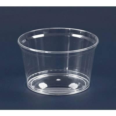 Coupe plastique cristal 350 ml par 1000 (photo)