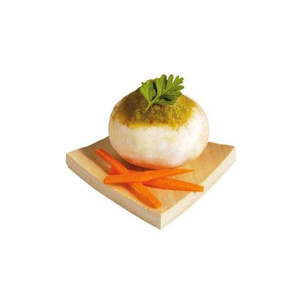 Assiette iki 3,5 x 3,5 cm - par 2000 (photo)