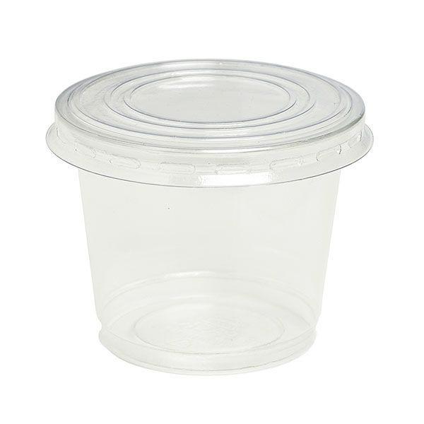 Gobelet plastique pet transparent 7oz- par 1000