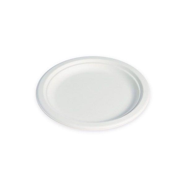 Assiette pulpe diamètre 24 cm - par 500 (photo)