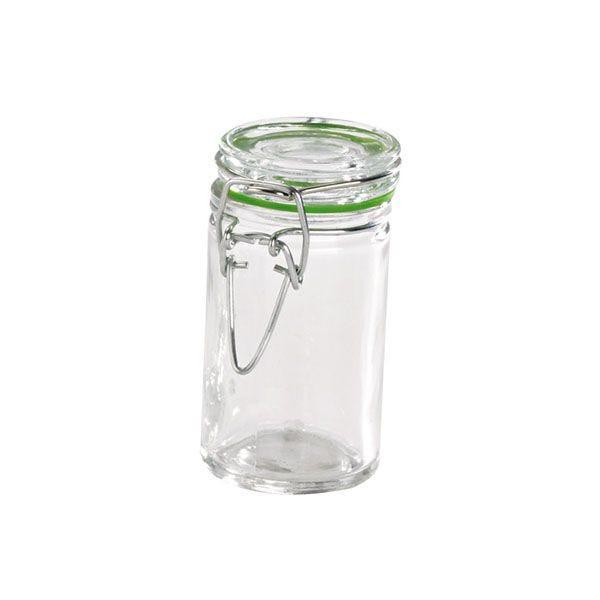 Mini bocal verre 65 ml - par 12