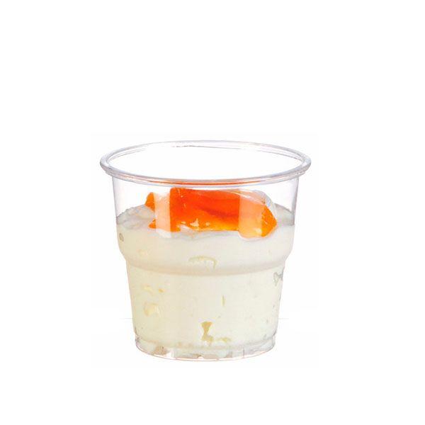 Gobelet plastique pet 80 ml - par 50