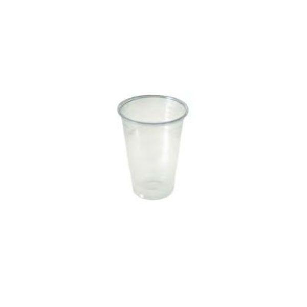 Gobelet plastique pp transparent 180 ml - par 100