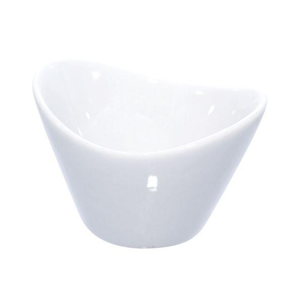 Mise en bouche porcelaine - par 4