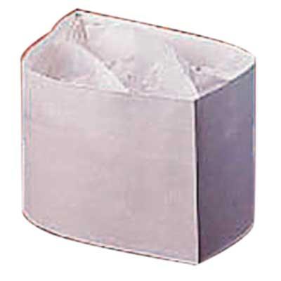 Calot papier blanc reglable par 100 (photo)