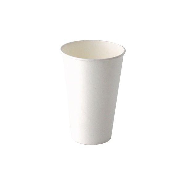 Gobelet carton blanc 400ml/14oz - par 1000