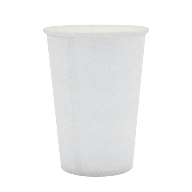 Gobelet 6oz carton blanc - 'pour fontaine'-  20 lots de 50