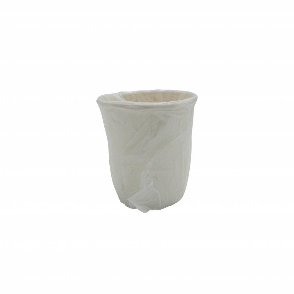 Gobelet 6oz carton blanc - 'emballé individuellement'-  1 000 pièces par colis