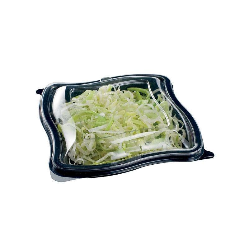 Bol salade fond noir - 750 ml - par 400 pièces (photo)